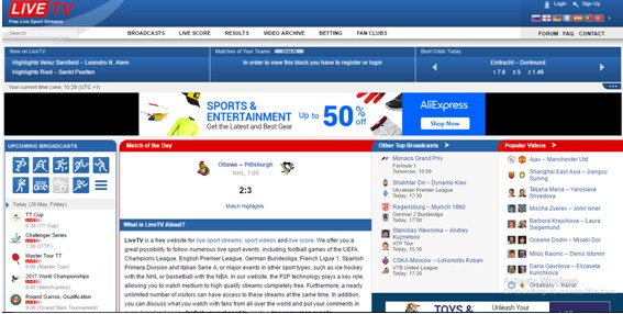 Top 17 Best Free Sports Streaming Sites 2020 To Watch Sports Online Geeks Maven