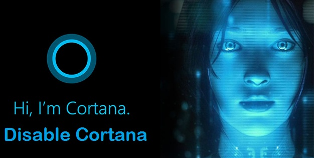 How To Turn Off Cortana In Windows 10 PC