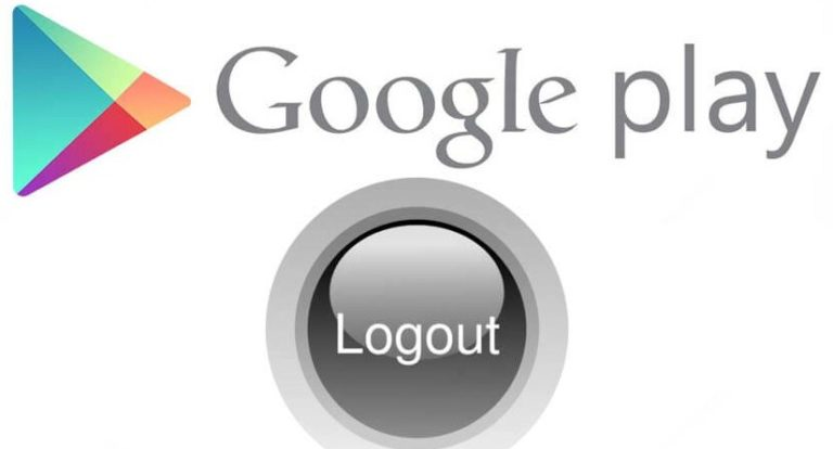 How Logout or Sign Out from Google Play Store