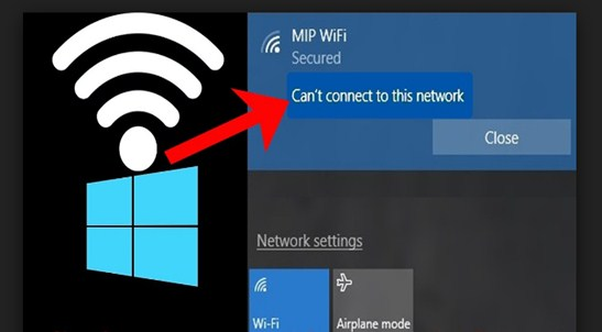 How To Fix Windows 10 Can't Connect To This Network