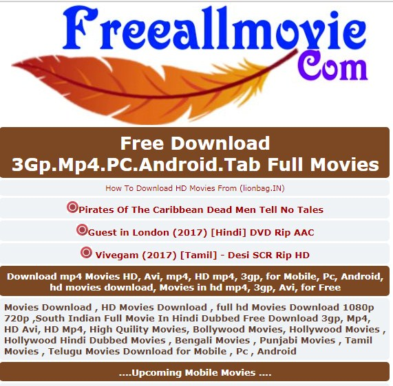 Top 20 Best Mobile Movies Downloads Sites 2020 To Download Movies Geeks Maven