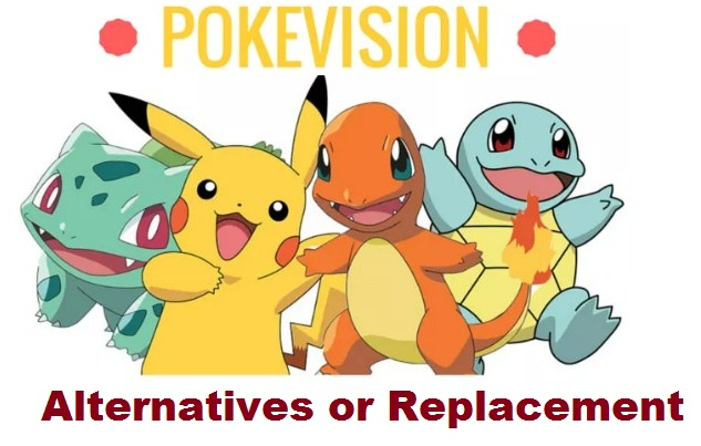 Top 10 Best PokeVision Alternatives And Replacement 2018
