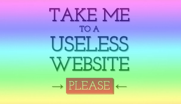 Top 20 Most Useless And Meaningless Websites On The Internet