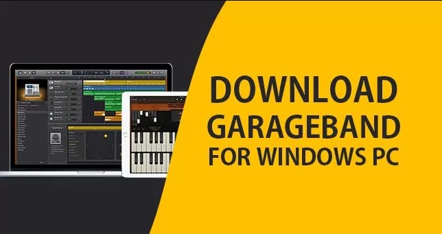 Download Garageband For PC Windows 10, 8.1 and 7