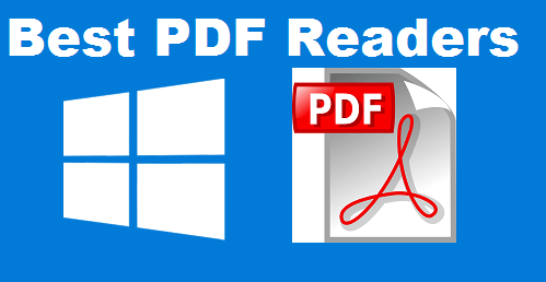 Top 10+ Best Free PDF Reader Software For Windows 2018