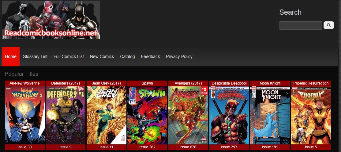Top 15 Best Sites To Read Comics Online Free No Download Geeks Maven